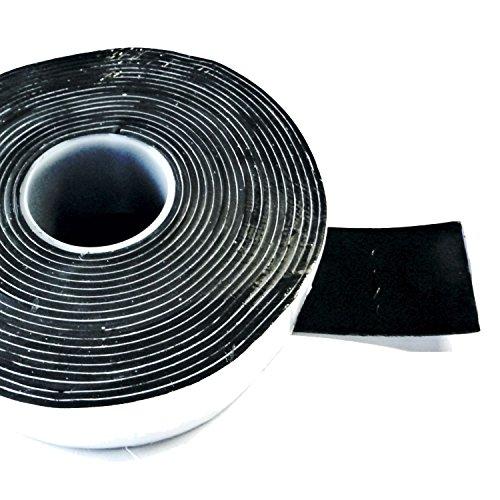 Isolier und Reparaturband, Butylkautschukband selbstverschweißend,5 lfm, 40 mm -