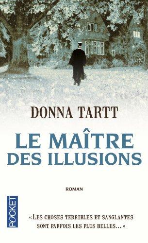 Le Maître des illusions par Donna TARTT