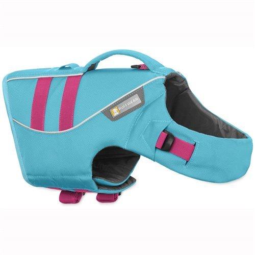 Ruffwear Schwimmweste für Hunde, Sehr kleine Hunderassen, Größenverstellbar, Größe: XS, Blau, Float Coat, 45102-409S1