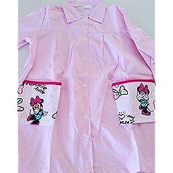 Bata escolar personalizada Minnie