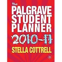 The Palgrave Student Planner 2010-2011 (Palgrave Study Skills) - 2010 Planner