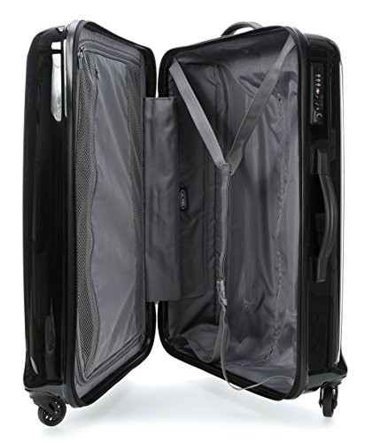 Bric's Laptop-Trolley, Silver (Grau) - BRE08031.021 Black