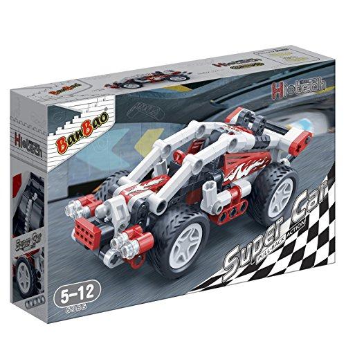 BanBao 6966 Construction Toy, Building Blocks