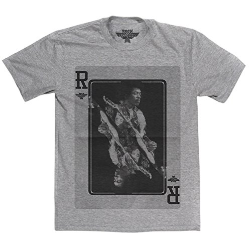 Rock Is Religion Herren T-Shirt Grau (Sports Grey)