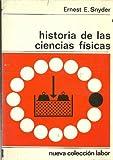 HISTORIA DE LAS CIENCIAS FISICAS