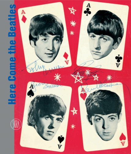 Here Come the Beatles: Stories of a Generation por Umberto Buttafava