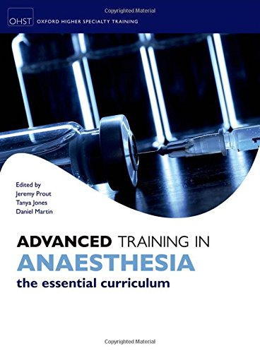 Advanced Training in Anaesthesia (Oxford Higher Specialty Training)