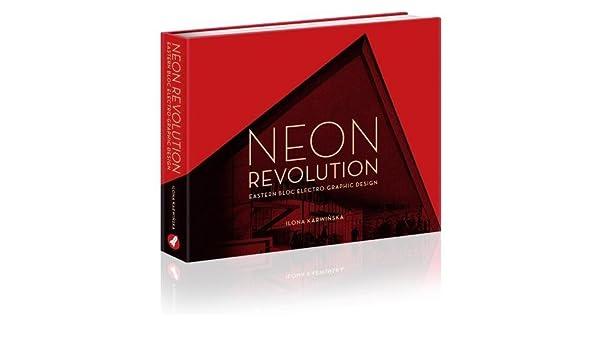 neon revolution eastern bloc electro graphic design amazon co uk
