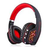 Bluetooth Auricular Gaming Inalámbrico, MindKoo Auriculares Profesional de Diadema Manos...
