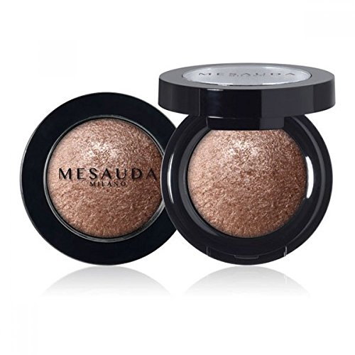 Mesauda Luxury Eyeshadow Ombretto Cotto Wet&Dry Colore 308 Golden