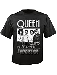 Queen 1979 - The Legendary Tour in Germany - T-Shirt