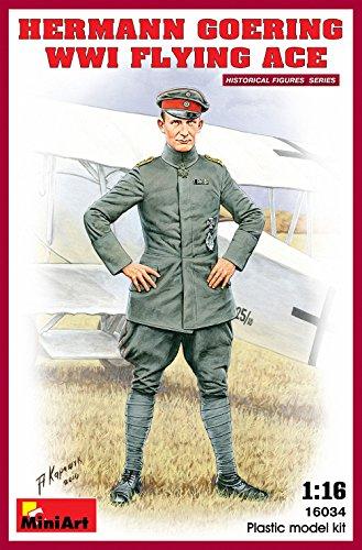 miniart-massstab-1-16-hermann-goring-ersten-weltkrieges-flying-ace-plastic-model-kit