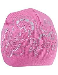 Tutu by Galeja Kleinkindmütze 100% BW Mädchenmütze in 3 Farben in Größe 46-50 und 50-54 cm Kopfumfang Kindermütze