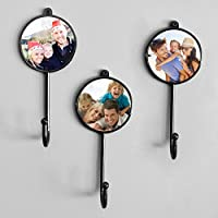 Modern Decorative Personalised Create your Own Wall Coat Hook New Home Wall Art Coat Towel Umbrella Jewellery Photo Hook Hanger Screw Included