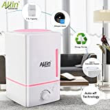 #5: Allin Exporters Dt-1618 Ultrasonic Diffuser & Humidifier Safe To Use With Essential Oil- 1500 ml Tank Capacity