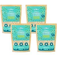 3Bears Porridge ● Kerniger Klassiker 4er-Paket (4 x 400g) ● Ohne Zuckerzusatz ● Overnight Oats