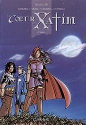 Le Coeur de Xatim Pack Opération Découverte 2 Volumes : Tome 1, Le Wizom. Tome 2, Nonys