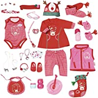Zapf Creation 825228 Calendrier de l'Avent Baby Born