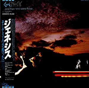 Genesis: ...And Then There Were Three... LP