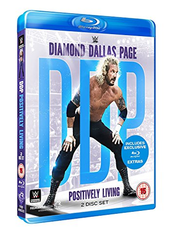 WWE: Diamond Dallas Page - Positively Living [Blu-ray] [UK Import]