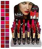 Best Matte - NYN Matte Waterproof Lipsticks (Pack of 24) Review