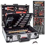 Hi-Spec 91 Pièce Kit d'Outil, Acier Chrome Vanadium Cr - v, Douilles, Clés de...