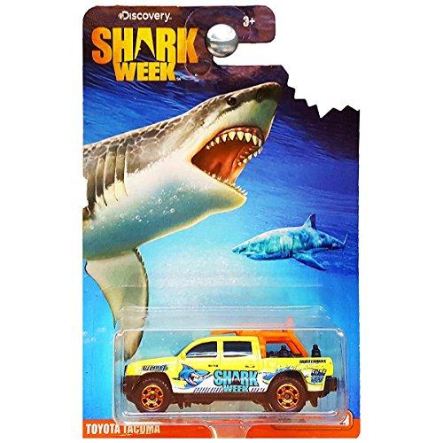 Matchbox - Shark Week - Toyota Tacoma DVG37 by Matchbox