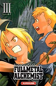 Fullmetal Alchemist Edition reliée Tome III (6-7)