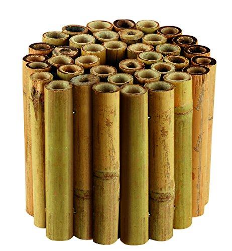 Bordure bambou achat vente de bordure pas cher for Bordure de jardin en bambou pas cher