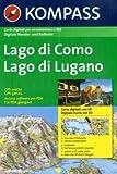 Software - Lago di Como - Lago di Lugano: Digitale Wander- und Radkarte mit 3D. GPS-genau