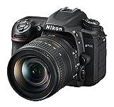Nikon D7500 KIT AF-S DX 16-80 mm 1:2.8-4E ED VR Digitalkamera, 20,9MP CMOS-Filter ohne Optischen Tiefpassfilter schwarz