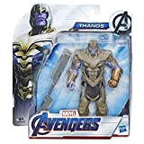 Marvel Avengers: Endgame - Thanos con accessorio (Action Figure, 15 cm)