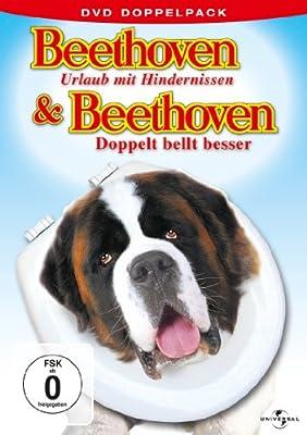 Beethoven - Urlaub mit Hindernissen & Beethoven - Doppelt bellt besser [2 DVDs]