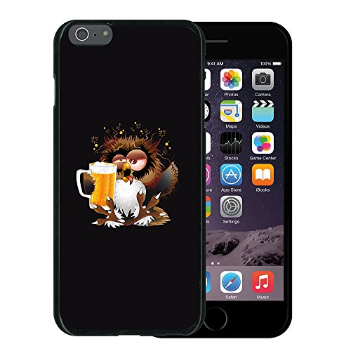 iPhone 6 Plus | 6S Plus Hülle, WoowCase Handyhülle Silikon für [ iPhone 6 Plus | 6S Plus ] Astronaut Herz - I Love To the Moon And Back Handytasche Handy Cover Case Schutzhülle Flexible TPU - Schwarz Housse Gel iPhone 6 Plus | 6S Plus Schwarze D0294