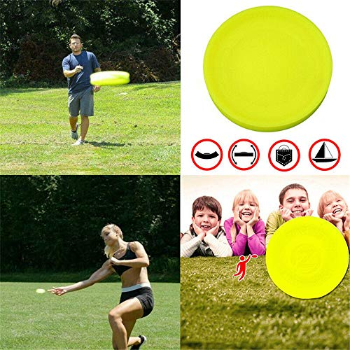 Nuovo Zip Chip Mini Frisbee Pocket Flessibile Soft Spin in Catching Game Flying Disc Sport all'Aria Aperta Mini Frisbee Beach Outdoor Toys (2 Pezzo)