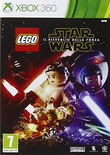 Lego Star Wars: Il Risveglio della Forza - Xbox 360 usato  Spedito ovunque in Italia