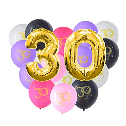fcarolyn-chic-30th-birthday-party-balloon-decoration-set-30th-gold-number-mylar-balloons-15pcs-white