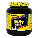 MuscleBlaze Whey Protein Vanilla, 1 kg /...