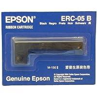 Epson C43S015352 - Cinta de nilón para Epson ERC 05, Negro