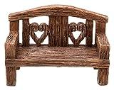 Miniatur World Garten Love Sitz (MW03–031)