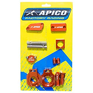 ABP KTM 4 - Apico Factory Bling Pack - KTM SX85 03-12 Orange