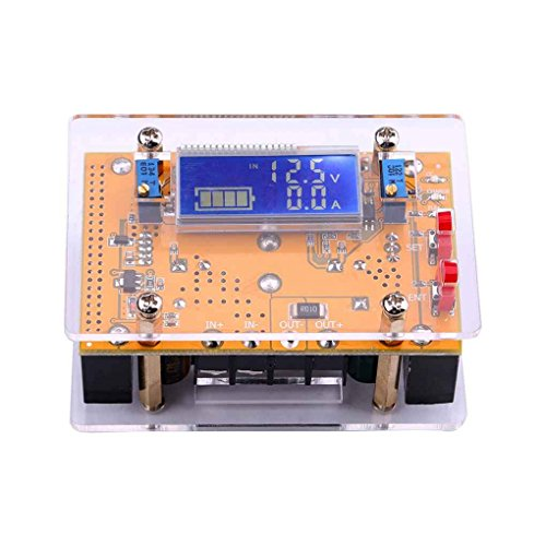 Aiming 3A / 5A / 10A LCD-Anzeige DC-DC Adjustable Step-down-Stromversorgungsmodul Regulator Converter Buck Spannungsmodul -
