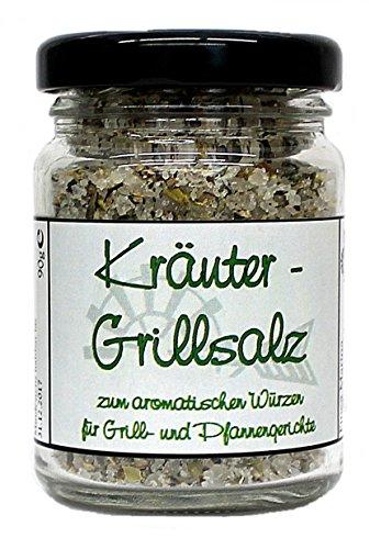 Kräuter Grillsalz 90g