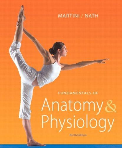 By Frederic H. Martini - Fundamentals of Anatomy & Physiology: 9th (nineth) Edition