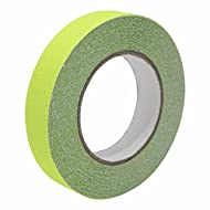 Oule Anti Slip Tape Adhesive for Safety Pet 10 m x 2.5 cm Fluorescent Indoor and Outdoor Use