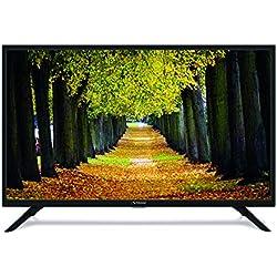"""Strong SRT 32HB3003 Téléviseur LED (HDTV, HDMI, USB 2.0, 32"""", 80cm, 1366x768 Pixels, HD Ready) noir"""