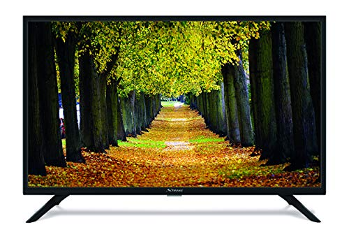 "Strong SRT 32HB3003 Téléviseur LED (HDTV, HDMI, USB 2.0, 32"", 80cm, 1366x768 Pixels, HD Ready) noir"