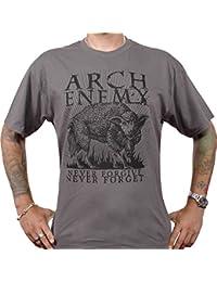 Arch Enemy, T-Shirt, Wolf grey