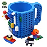 Build-on Brick Mug, Lego Style Coffee Mugs, Birthday - Best Reviews Guide