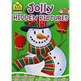 Jolly Hidden Pictures by School Zone Publishing (2014-09-09)